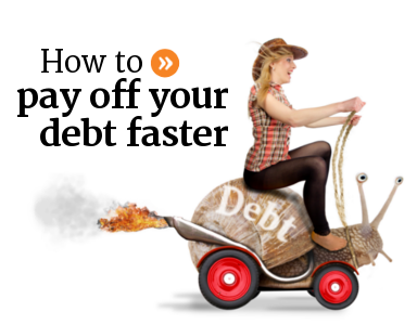 how to pay off debt faster calculator
